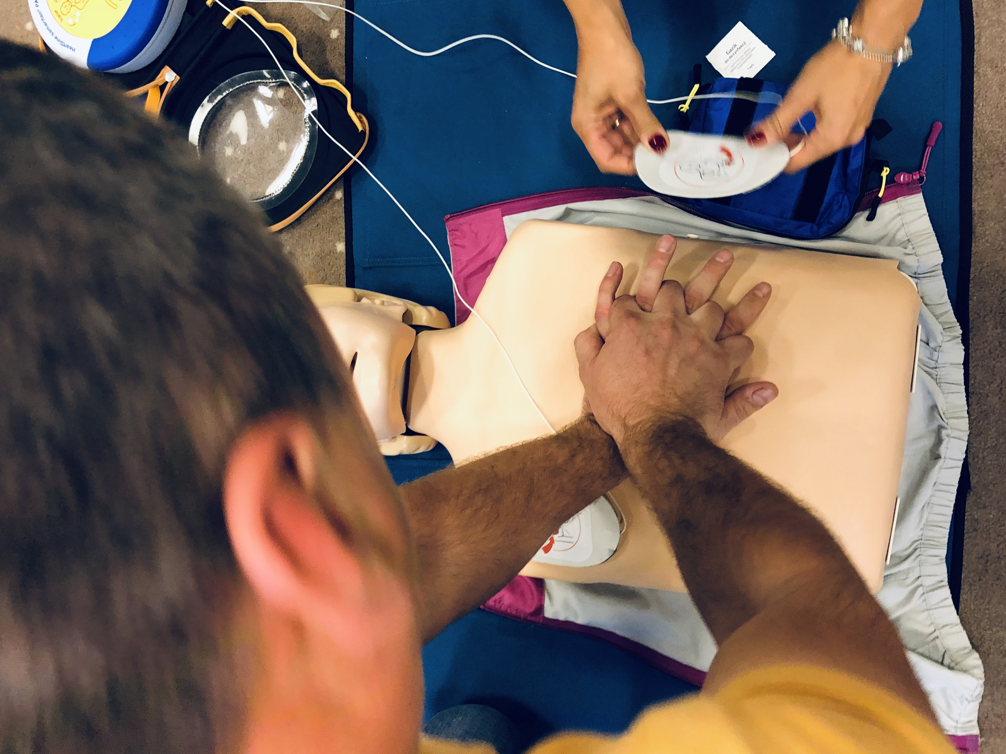 szkolenie pierwszej pomocy RKO
